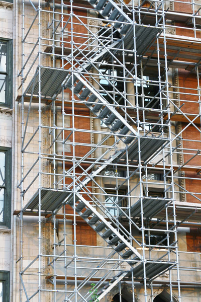 System Scaffold Stairtower Commercial
